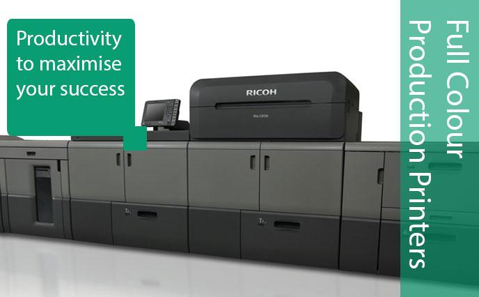 Ricoh Colour Production Printers